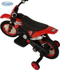 Электромотоцикл  BARTY CROSS  YM68 красный