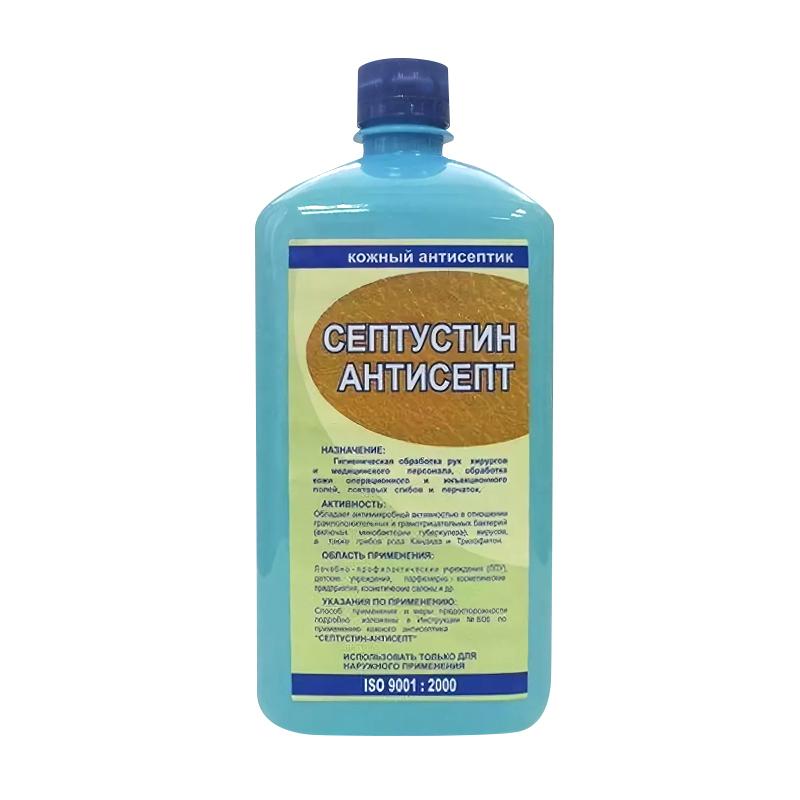 Септустин-Антисепт, кожный антисептик, без дозатора, 1 л