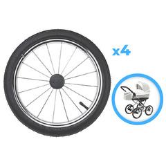 Комплект колес 14 дюймов