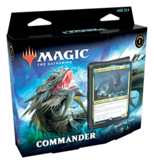 Колода для Commander «Reap the Tides» выпуска «Commander Legends» (на английском)