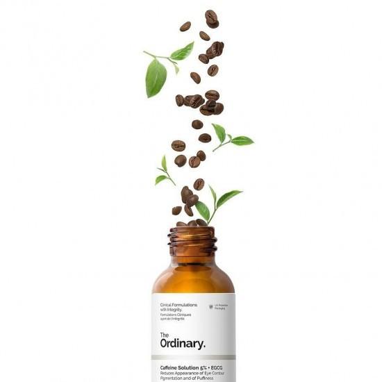 Сыворотка The Ordinary Caffeine Solution 5% для зоны вокруг глаз