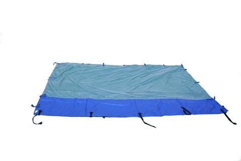 Стенка боковая антимоскитная 2,5х2 к шатру Митек Беседка 2,5х2,5 и 5х2,5