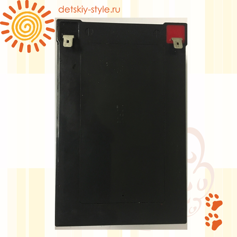 "Аккумулятор Для Электромобиля ""12V/12Ah"""