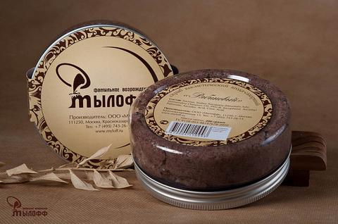 Рябиновый сахарный скраб для тела с маслами ши и кокоса и витамином Е, 250 г, ТМ Мылофф
