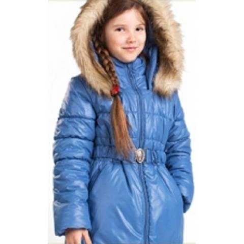 КТ100 Куртка для девочки Зима