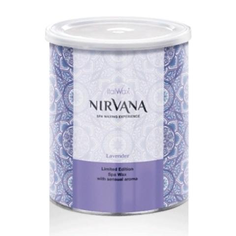 Воск  ITALWAX Nirvana (Лаванда) в банке 800мл