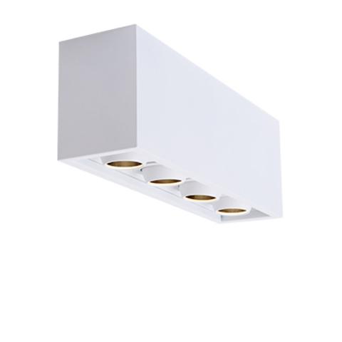 Накладной светильник 16 - 4 by DesignLed ( белый )