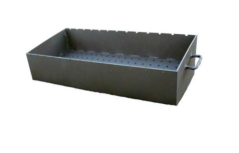 Доплата за усиленную жаровню 600мм толщиной 5мм для мангалов ММ-20