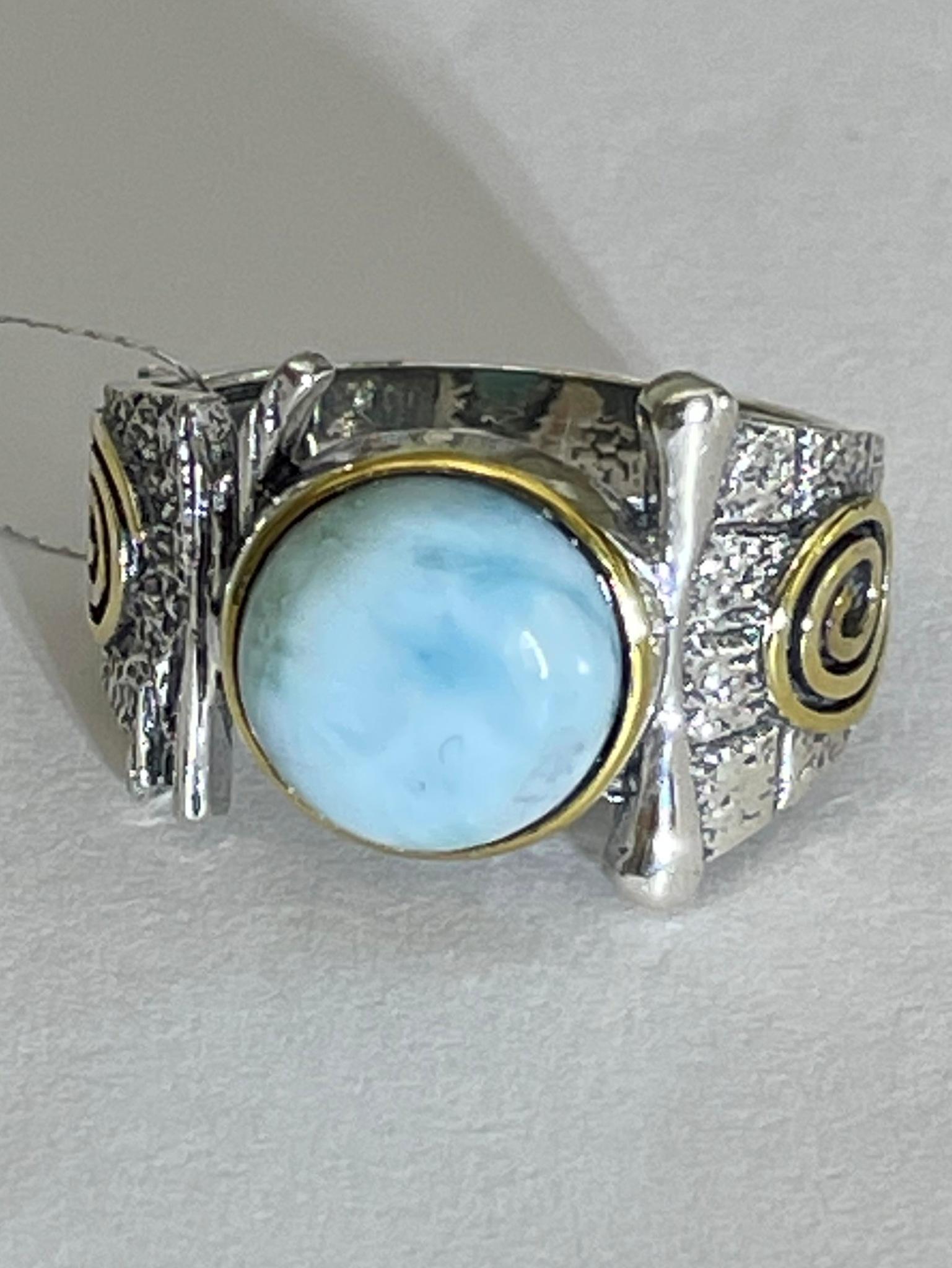 Ануш  (кольцо из серебра)