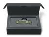 Нож-брелок Victorinox Classic, 58 мм, 5 функций, алюминиевая рукоять, зелёный