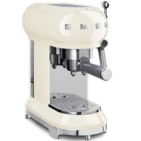 Кофеварка-эспрессо Smeg ECF01CREU