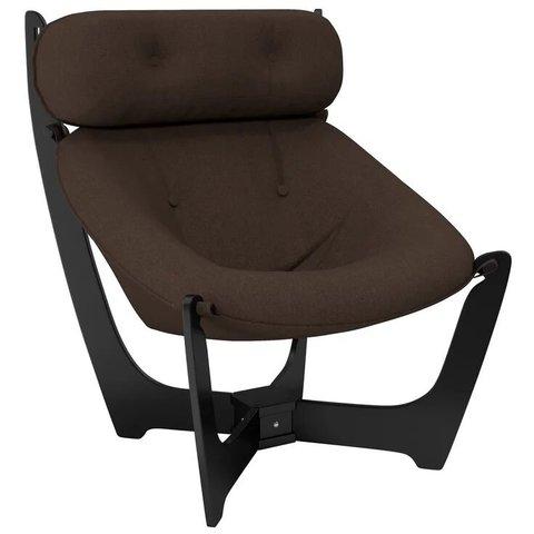 Кресло для отдыха Комфорт Модель 11 венге/Montana 100