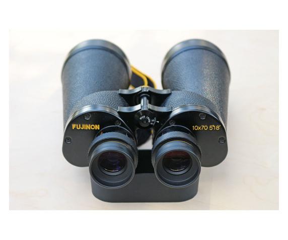 Бинокль Fujinon 10x70 FMT-SX - фото 3