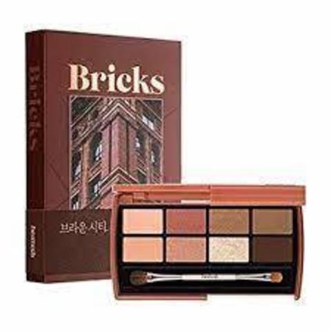 Heimish Renewal Eye Palette (Brick Brown)