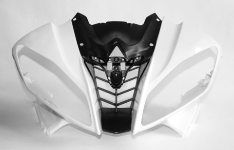 Передний обтекатель для Yamaha YZF R6 2008-2015