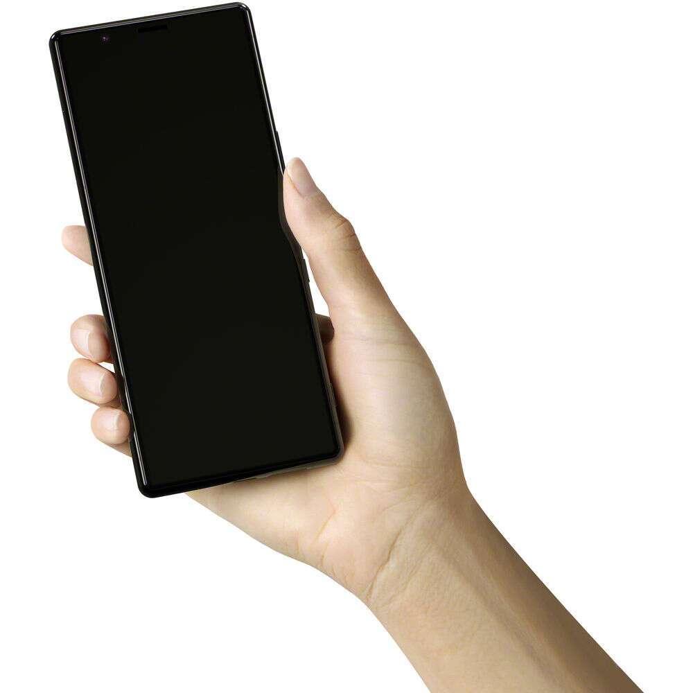 Sony Xperia 5 чёрный купить в Sony Centre Воронеж