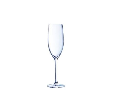 Набор из 6-и бокалов для шампанского  240 мл, артикул P3787. Серия Sequence