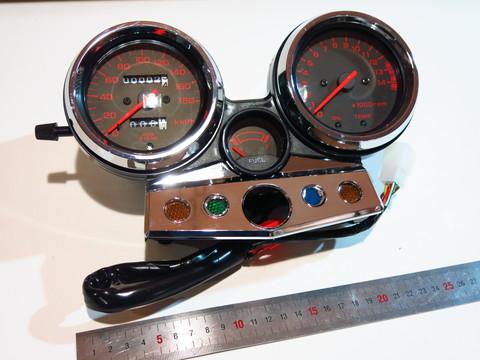 Приборная панель Honda CB 400 97-98 красная
