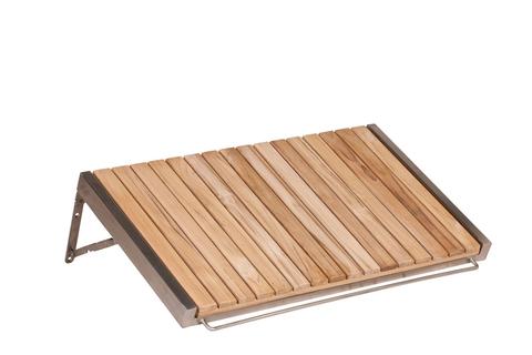 Столик боковой из тикка для тележки Buggy zu Monolith Classic