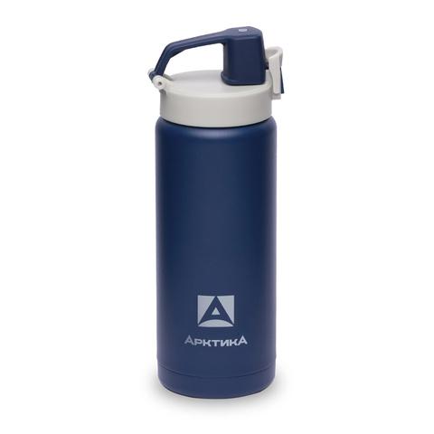 Термос сититерм-вакуумный Арктика (702-500 синий) 0,5 литра,синий
