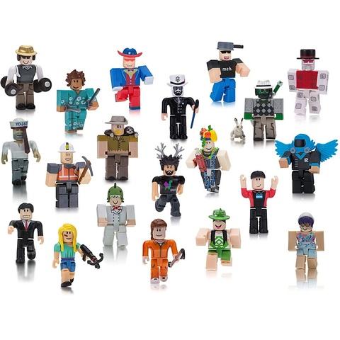 Коллекционный Экшн набор Роблокс из 20 фигурок