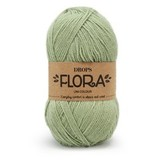 Пряжа Drops Flora 16 фисташка