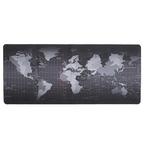 Коврик для мыши 300x790mm. Карта мира