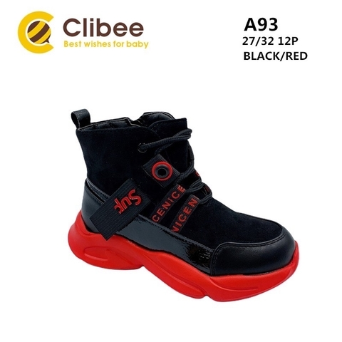 Clibee A93 Black/Red 27-32