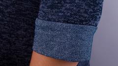 Адажио. Прелестное платье больших размеров. Синий.
