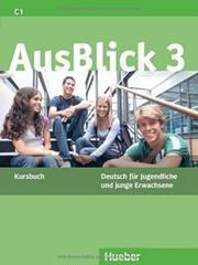 AusBlick 3 - Kursbuch - (Deutsch für Jugendlich...