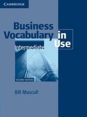 Business Vocabulary in Use: Intermediate (Secon...