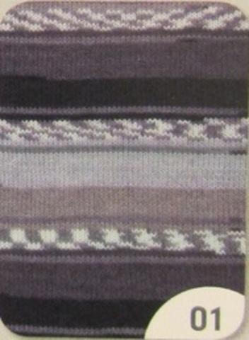 Gruendl Hot Socks Garda 01