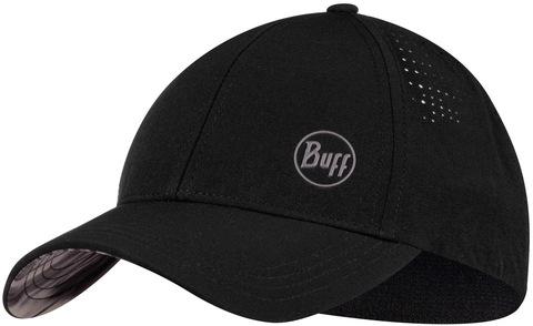 Спортивная кепка Buff Trek Cap Ikut Black фото 1