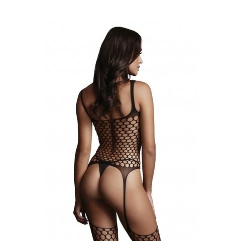 Кетсьюит (боди-комбинезон) Fence Suspender Bodystocking