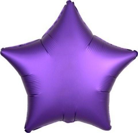Звезда - фиолетовый