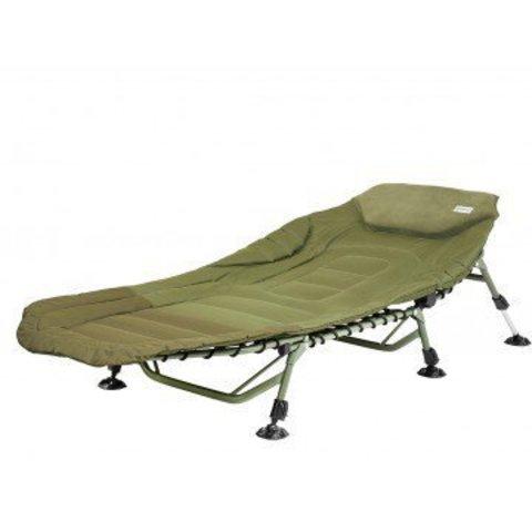 Раскладушка туристическая - походная кровать карповая Nisus N-BD660-210219