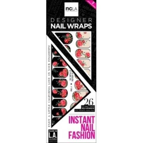 Наклейки пленки для ногтей NCLA (NC-0016) купить за 590руб