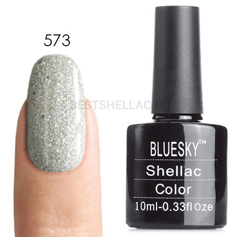 Bluesky Shellac 40501/80501 Гель-лак Bluesky № 40573/80573 Ice Vapor, 10 мл 573.jpg