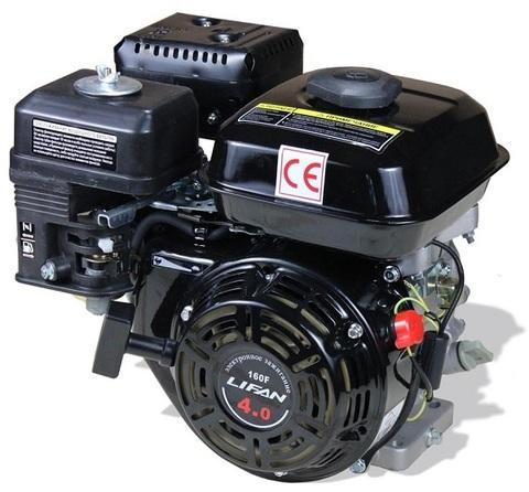 Двигатель LIFAN 160F (4 л.с.)