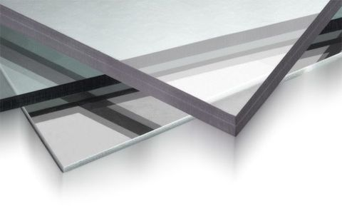Монолитный поликарбонат Carboglass прозрачный 2,05х3,05 5 мм