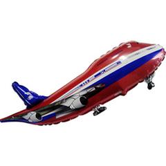 F Мини-фигура Самолет (красный), 14