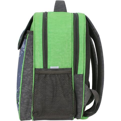 Рюкзак школьный Bagland Отличник 20 л. 327 хаки 903 (0058070)