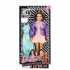 Кукла Барби Fashionistas Игра с модой Спорт