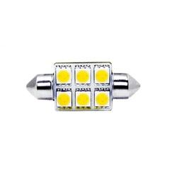 Салонные лампы LED C5W 5000K
