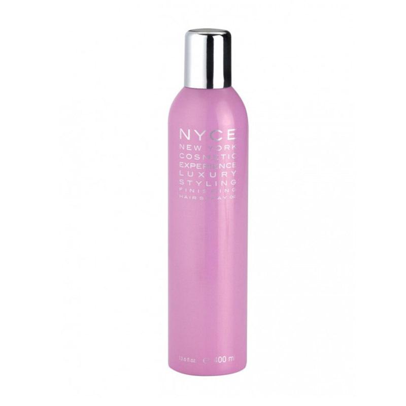 Лак для укладки волос легкой фиксации  NYCE Luxury Tools Finishing Soft Hair Spray 04 400мл