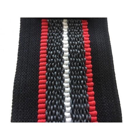 Коленные бинты MASTER прорезиненные 2м резиновое плетение
