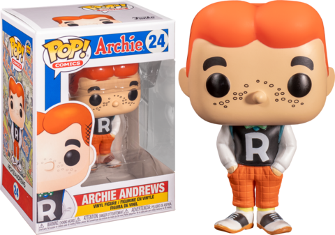 Archie Andrews Riverdale Funko Pop! Vinyl Figure || Арчи Эндрюс