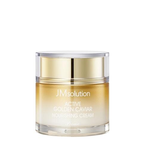 JMsolution Active Golden Caviar Nourishing Cream Prime питательный крем с икрой