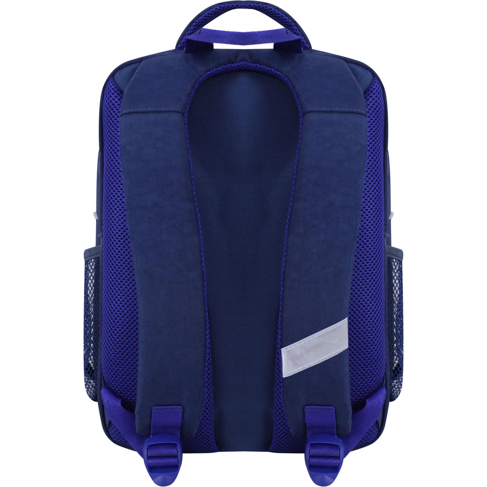 Рюкзак школьный Bagland Школьник 8 л. синий 909 (0012870)