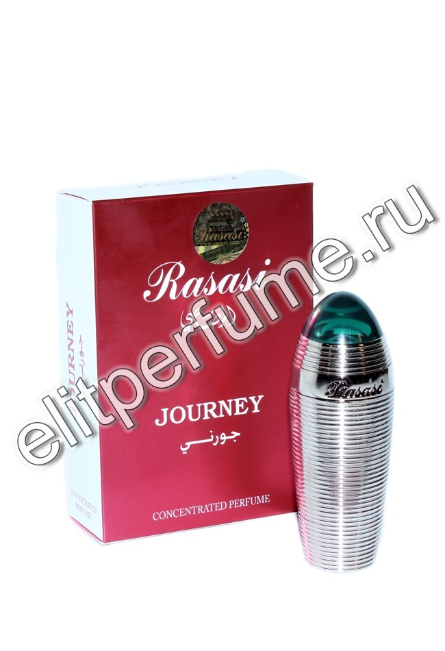 Journey /Путешествие 5 мл арабские масляные духи от Расаси Rasasi Perfumes
